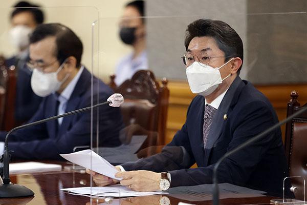 Vizefinanzminister erwartet begrenzte Auswirkungen von Ergebnis der FOMC-Sitzung auf Südkorea