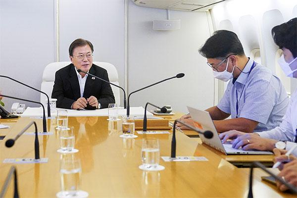 Мун Чжэ Ин: Северная Корея оставляет открытой дверь для диалога