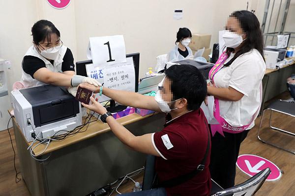 Corea registra mayor volumen de residentes extranjeros 21 meses después