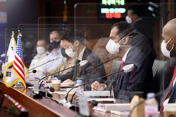 韓米統合国防対話、27日から開催 「緊密な連携求められる時期」