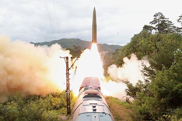 Госдепартамент США осудил ракетный запуск Северной Кореи