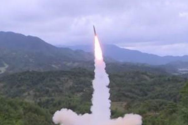Bắc Triều Tiên phóng tên lửa về vùng biển phía Đông