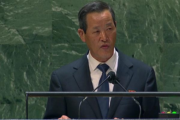 Пхеньян призывает США навсегда прекратить совместные военные учения