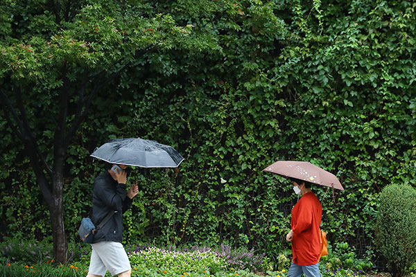 Météo : un mardi pluvieux et nuageux
