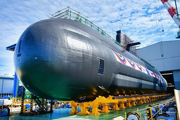 ВМС РК получат новую подводную лодку, оснащённую БРПЛ