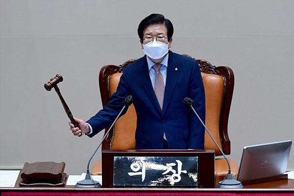 """韩国会通过""""世宗议事堂设置法"""" 为打造世宗为政治中心奠基"""