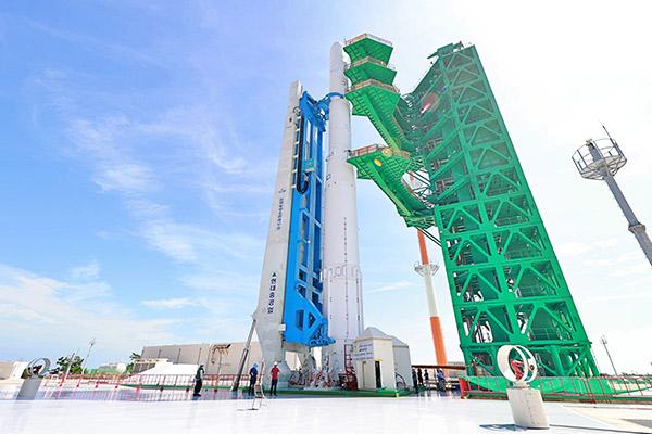 Südkorea will Weltraumrakete Nuri am 21. Oktober starten