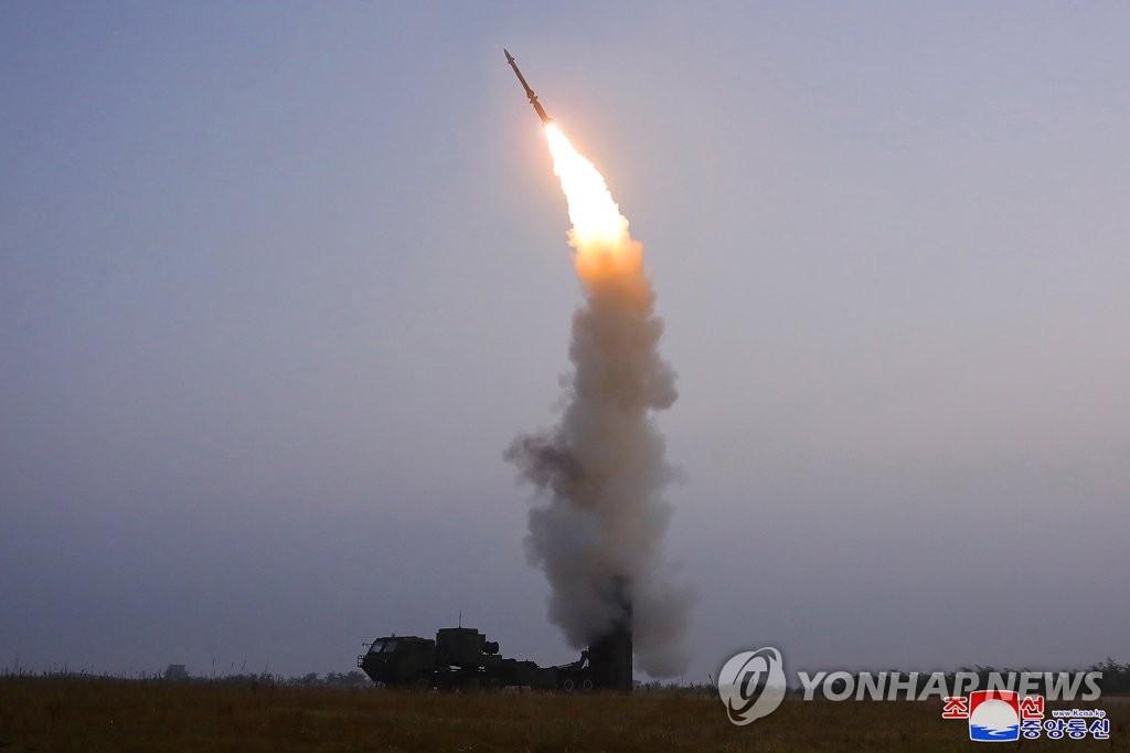 Nordkorea testete nach eigenen Angaben neue Flugabwehrrakete
