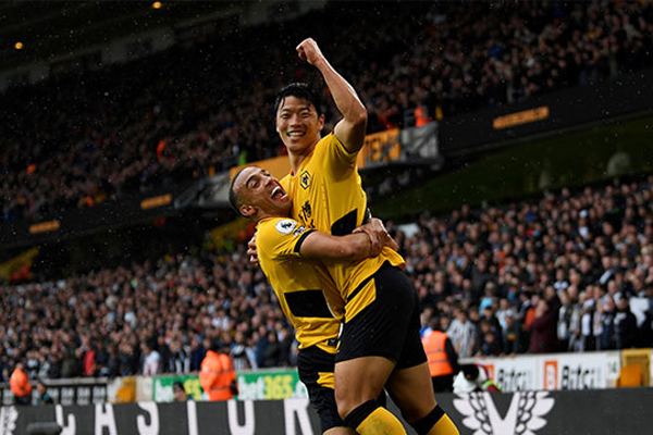 Hwang Hee-chan Scores 4th Goal of Season in Premier League