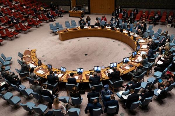 UNSC to Convene Emergency Meeting on N. Korea's SLBM Launch