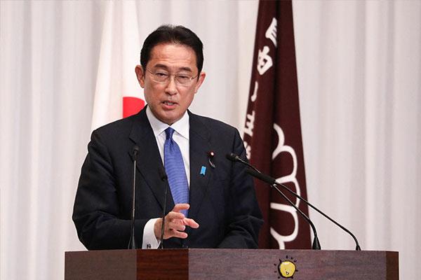 Japans Premier Kishida schickt laut Bericht Opfergabe an umstrittenen Yasukuni-Schrein