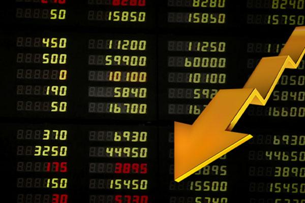 Bourse : -0,53 % ce mercredi