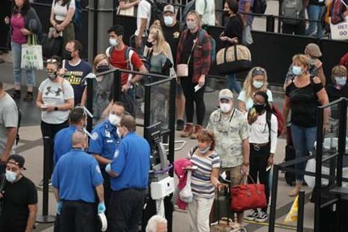 US to Allow Entry to Fully Vaccinated Foreign Air Travelers from All Countries from Nov. 8