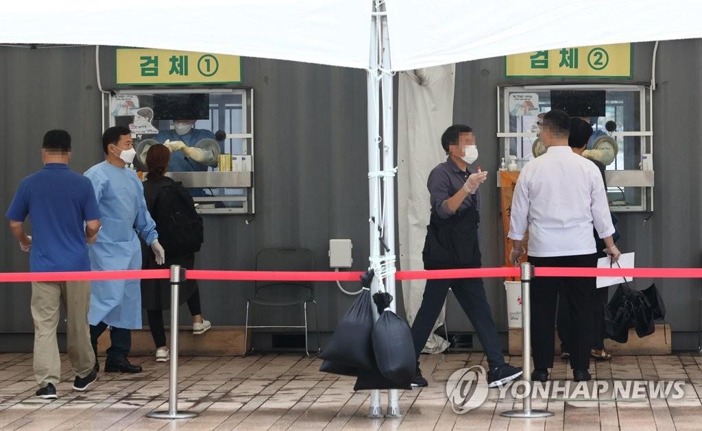 استمرار الإصابات اليومية بفيروس كورونا في كوريا في مستوى ألف