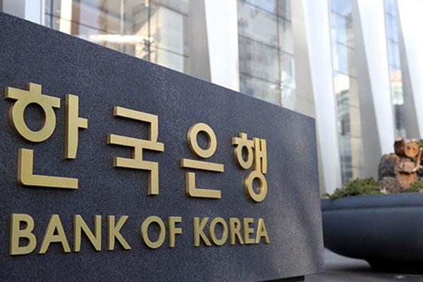 Банк Кореи заморозил учётную ставку на уровне 0,75%