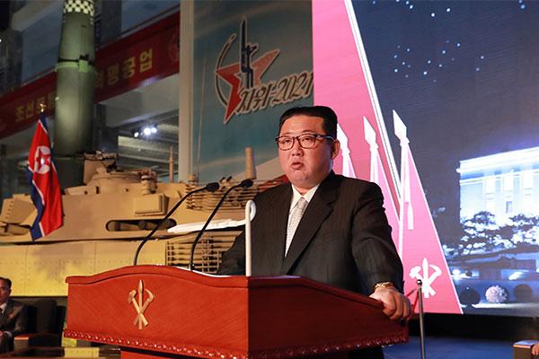 Kim Jong-un : Upaya Meningkatkan Kekuatan Militer adalah Kebijakan Utama Negara