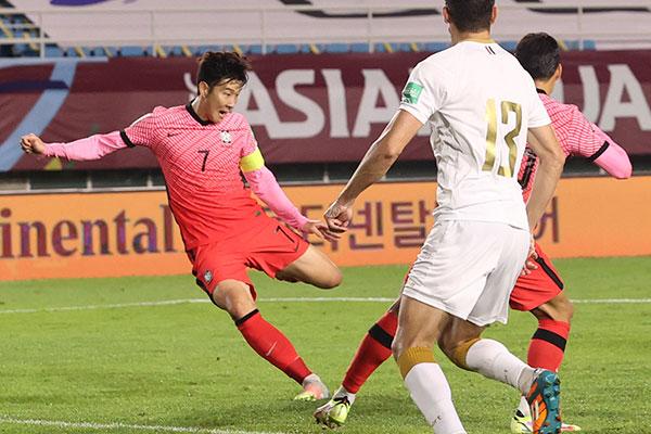 FIFAランキング 韓国は35位 アジアでは4位