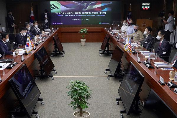 韓米軍当局 インド太平洋戦略でワーキンググループの設置を検討