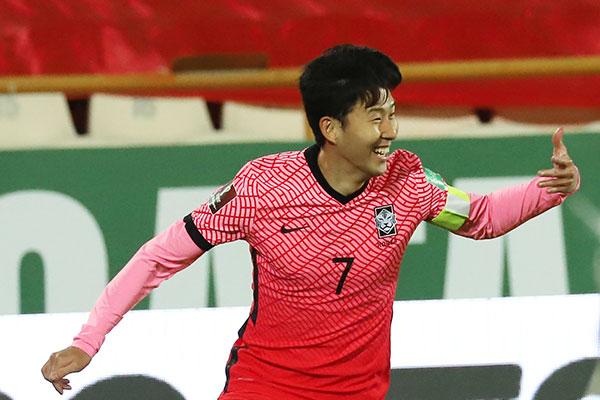 サッカーW杯最終予選 韓国はイランと引き分け