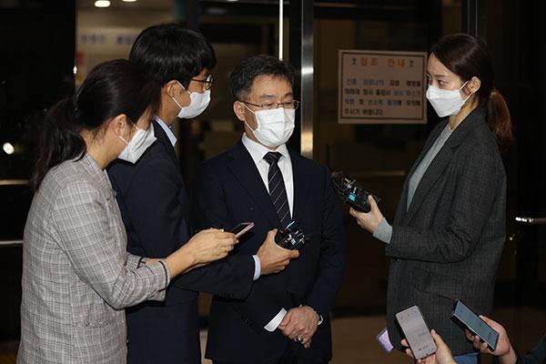 Fiscalía pide orden de detención contra persona clave del caso Daejang-dong