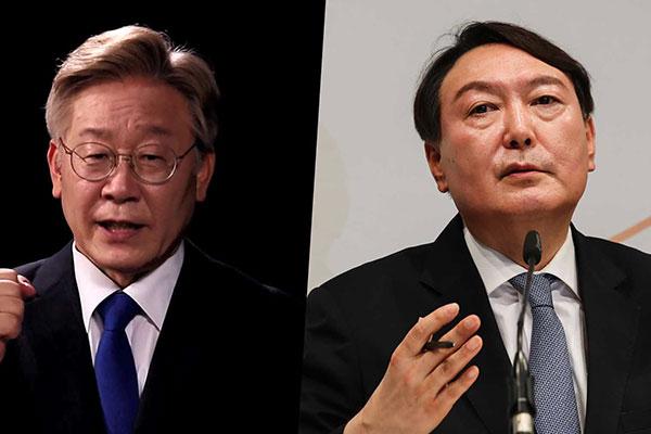 Encuesta electoral: Lee Jae Myung adelanta por mínima diferencia a su rival opositor