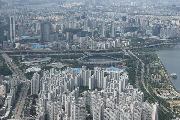 韩央行:韩房价上涨速度快于主要国家