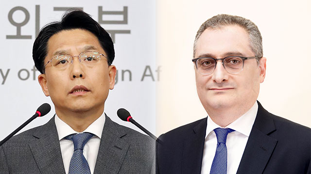 韩俄北核问题首席代表会晤 商讨韩半岛和平进程合作