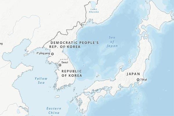 VANK Seeks to Correct Sea Labeling on UN Website