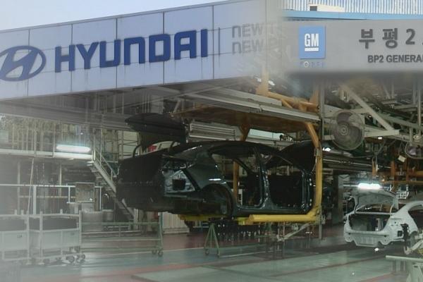 انخفاض إنتاج كوريا من السيارات إلى أقل مستوى خلال 13 عاما