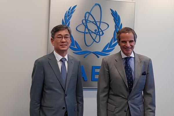 МАГАТЭ обсудит с РК японский план сброса воды с АЭС Фукусима