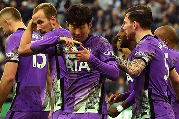 Son Heung-min Scores Season's 4th Goal