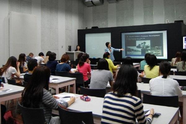 Plus de 40 000 étudiants suivent des cours d'études coréennes