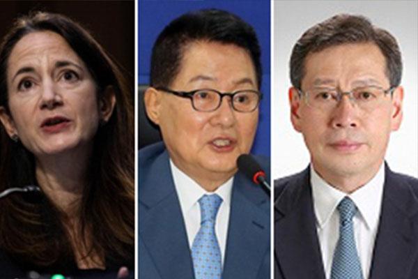 اجتماع بين رؤساء مخابرات كوريا الجنوبية والولايات المتحدة واليابان في سيول