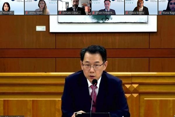 韓国、国連の「国境管理模範国」に 韓国で専門家会議を開催