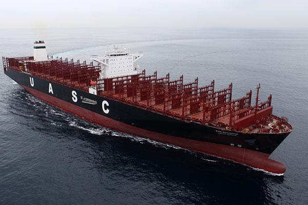 صناعة بناء السفن الكورية تتمتع بانتعاش