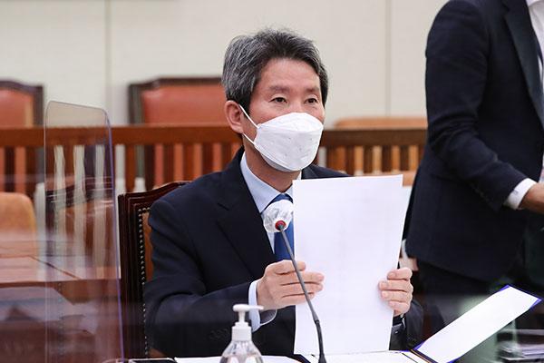 統一部長官 「北韓が核実験・ICBM発射しないのは対話の意志がある証拠」