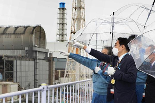 Kemlu Korsel Tekankan Kekhawatiran Pembuangan Air Terkontaminasi PLTN Fukushima