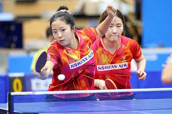 韓国初の卓球プロリーグ 来年1月にスタート