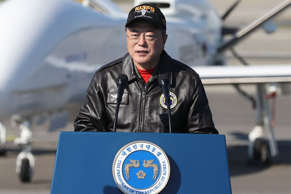 Tổng thống Hàn Quốc: Hòa bình là mục tiêu mà một nền quốc phòng hùng mạnh hướng tới