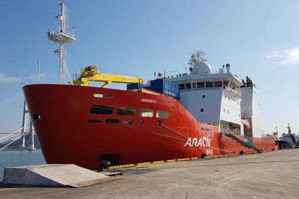 Kapal Pemecah Es Korsel Kembali Lanjutkan Peneltian Antartika