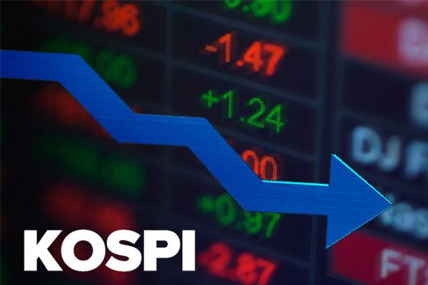 Показатели Корейской биржи немного понизились