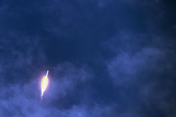 Roket Nuri Selesaikan Seluruh Prosedur Penerbangan, Namun Gagal Mengorbit