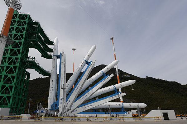 انطلاق الاستعدادات لإطلاق الصاروخ نوري