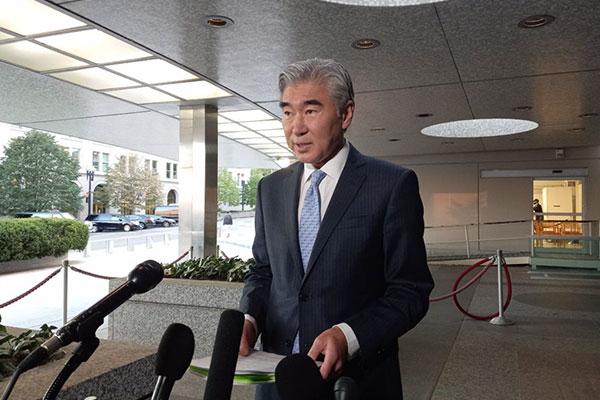 Đặc phái viên phụ trách chính sách miền Bắc của Mỹ thăm Hàn Quốc từ 23/10