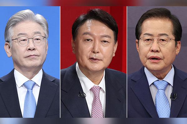 Tỉnh trưởng Gyeonggi dẫn đầu tỷ lệ ủng hộ khi giả định về 4 ứng cử viên Tổng thống các đảng