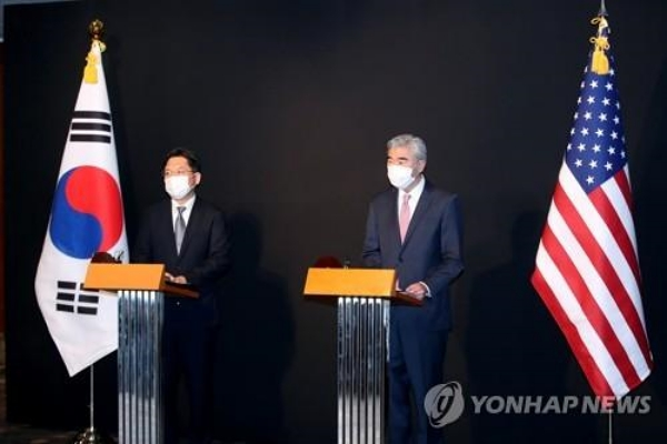 'US to Continue to Work with S. Korea on N. Korea Issues'