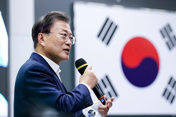Tổng thống Moon Jae-in công du ba nước châu Âu từ ngày 28/10-5/11