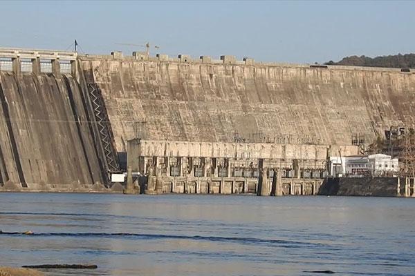 Đập Supung của Bắc Triều Tiên phát điện toàn bộ công suất