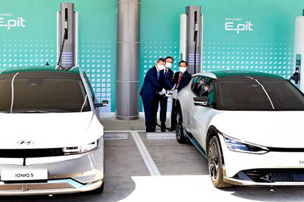 Ekspor Mobil Ramah Lingkungan Hyndai dan Kia Motor Terus Meningkat