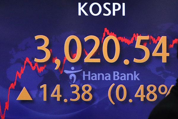 Börse in Seoul verliert 0,48 Prozent